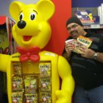 Raiding the Haribo shop in Bonn Germany